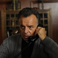 Ray Wise nell'episodio Dual Spires di Pych, omaggio a Twin Peaks