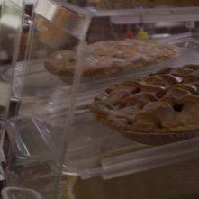 Un altro dettaglio dell'episodio Dual Spires di Pych, omaggio a I segreti di Twin Peaks