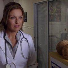 Una scena dell'episodio Dual Spires di Pych, omaggio a I segreti di Twin Peaks