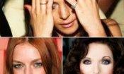 Joan Collins, Lydia Hearst e 'l'inferno' di Lindsay Lohan