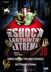 The Shock Labyrinth: Extreme 3D in streaming & download