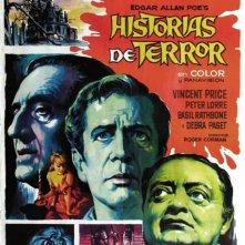 Locandina del film I racconti del terrore