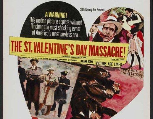 Il massacro del giorno di san valentino 1967 film - Colore del giorno di san valentino ...
