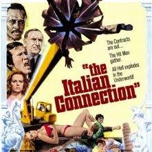 Locandina del film La Mala ordina ( 1972 )