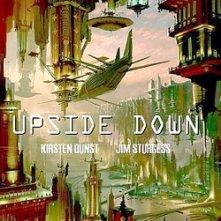 Futuristico poster per Upside Down