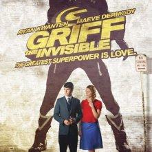 La locandina di Griff the Invisible