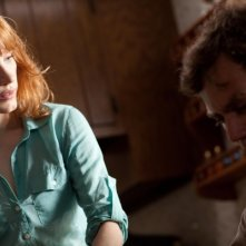 Michael Shannon e Jessica Chastain in un'immagine di Take Shelter