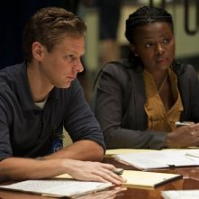 Jacob Pitts ed Erica Tazel nell'episodio Riverbrook di Justified
