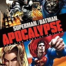 La locandina di Superman/Batman: Apocalypse