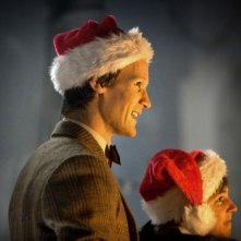 Matt Smith nello speciale natalizio A Christmas Carol di Doctor Who