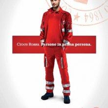 Mehdi Mahdloo è testimonial 2010 per la campagna della Croce Rossa Italiana.