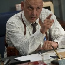 Nick Searcy in una scena dell'episodio Riverbrook di Justified
