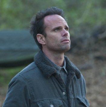 Walton Goggins nell'episodio The Hammer di Justified