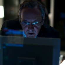 Kevin Spacey al computer in Margin Call
