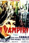 Locandina italiana del film I vampiri