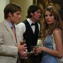Chris Carmack e Mischa Barton in una scena dell'episodio La fidanzata di The O.C.