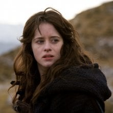 Claire Foy in un'immagine di Season of the Witch