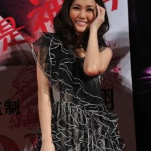 L'attrice Kay Tse alla premiere cinese di Lover's Discourse