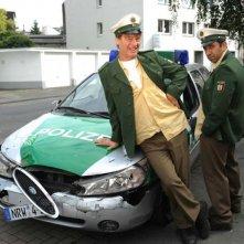 Tom Gerhardt e Hilmi Sözer, protagonisti della commedia Die Superbullen