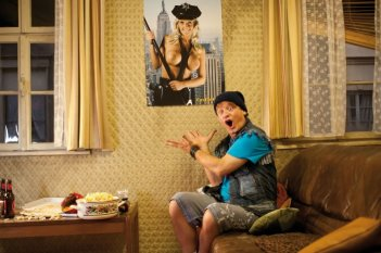 Tom Gerhardt nella commedia Die Superbullen
