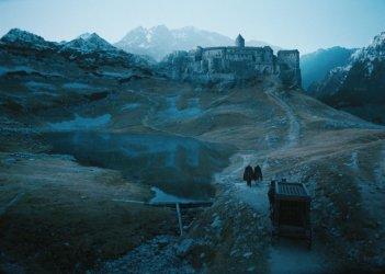 Un'immagine tratta dal film Season of the Witch