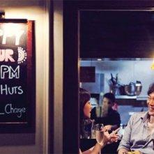 Una scena del film cantonese Lover's Discourse