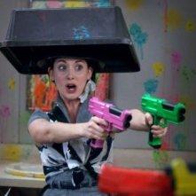 Alison Brie nell'episodio Modern Warfare di Community