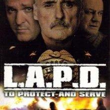 La locandina di L.A.P.D.: Linea spezzata