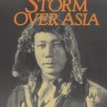 La locandina di Tempeste sull'Asia