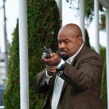 Chi McBride nell'episodio Dead Head di Human Target