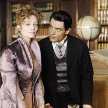 Francesca Cavallin e Giuseppe Zeno nella serie TV Rossella