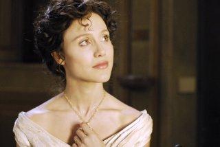 Gabriella Pession in una scena della serie TV Rossella