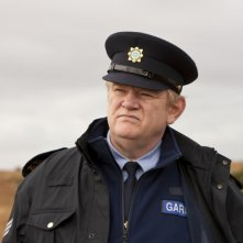 Brendan Gleeson nel film The Guard