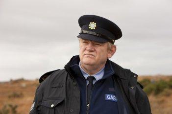 Brendan Gleeson nel film The Guard