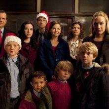 Il cast della stagione 5 di Big Love in una foto promozionale