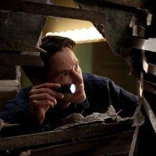 Keanu Reeves in una scena di Henry's Crime