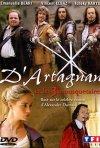 La locandina di D'Artagnan e i tre moschettieri