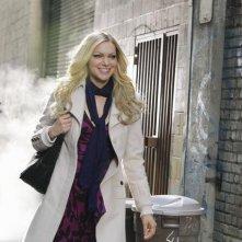 Laura Prepon nell'episodio Nikki Heat in Castle