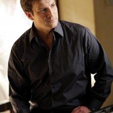 Nathan Fillion nell'episodio Knockdown di Castle