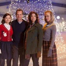 Una foto promozionale del cast della stagione 5 di Big Love