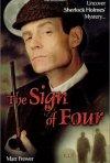 La locandina di Sherlock Holmes - Il segno dei quattro
