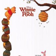 La locandina di Winnie the Pooh