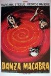 Locandina del film Danza Macabra