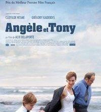 La locandina di Angele et Tony