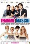 La locandina di Femmine contro Maschi