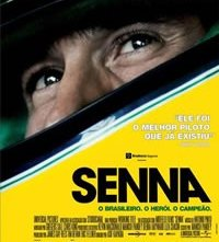 La locandina di Senna