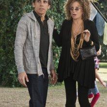 Ben Stiller con Barbra Streisand nella commedia Vi presento i nostri