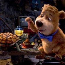 Il dolce Bubu nel film Yogi Bear 3D