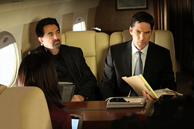 Joe Mantegna E Thomas Gibson Nell Episodio Middle Man Di Criminal Minds 189046
