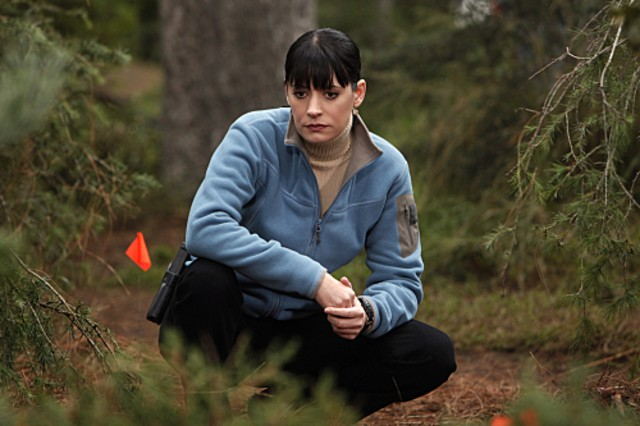 Paget Brewster Nell Episodio Into The Woods Di Criminal Minds 189039
